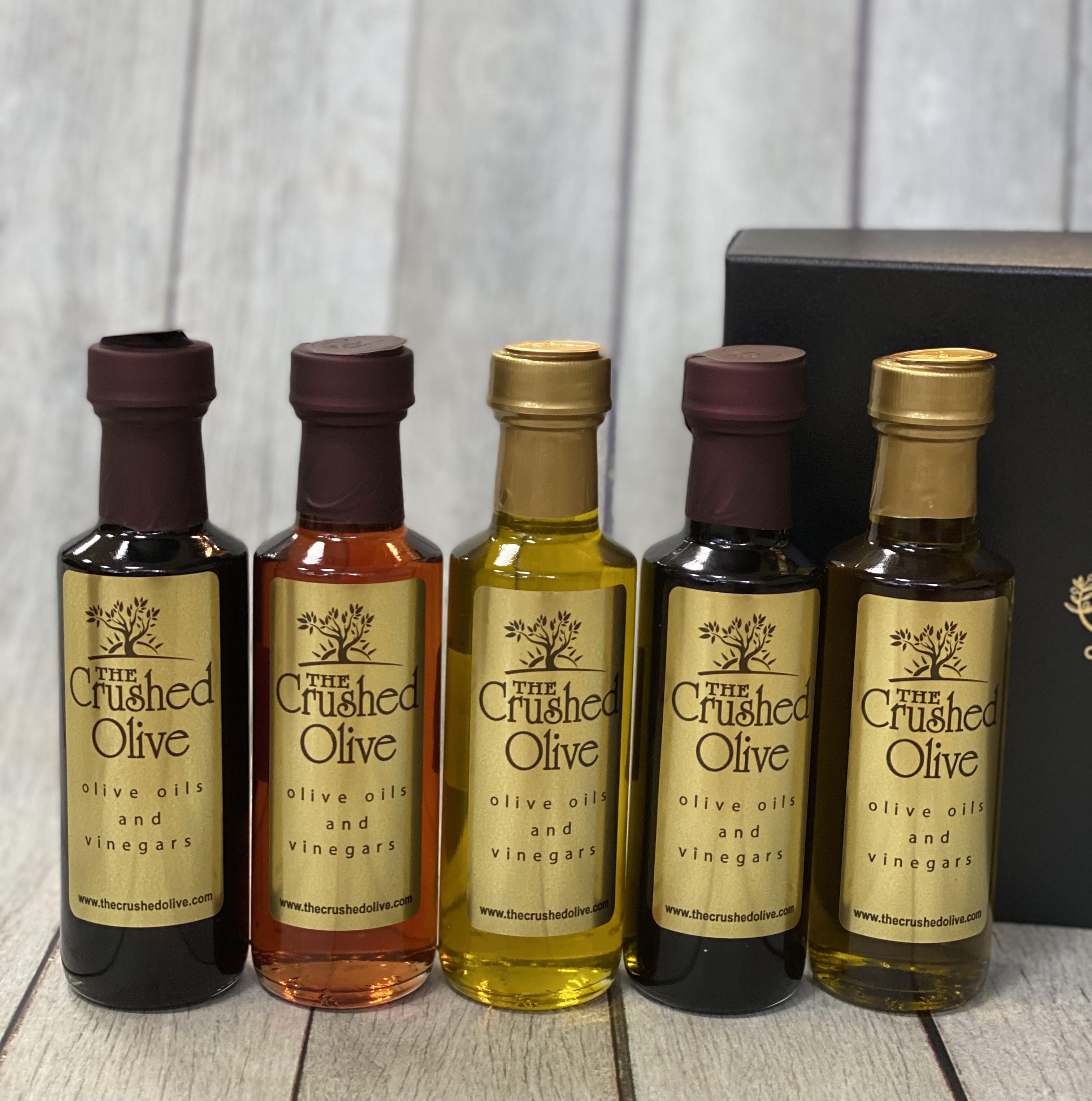 Italian Gift Box - (5) 100 mL Bottles