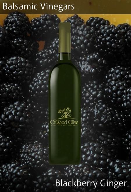 Blackberry Ginger Balsamic