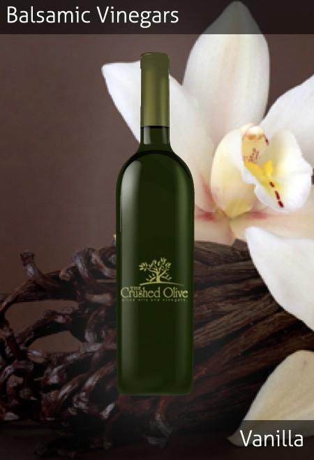 Vanilla Balsamic Vinegar