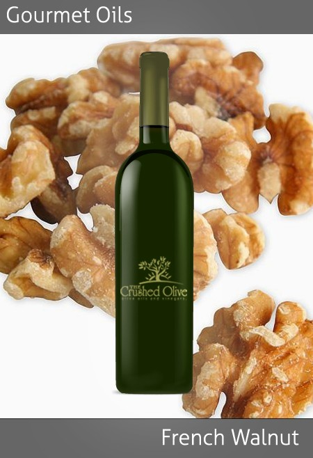 French Walnut Gourmet Olive Oil