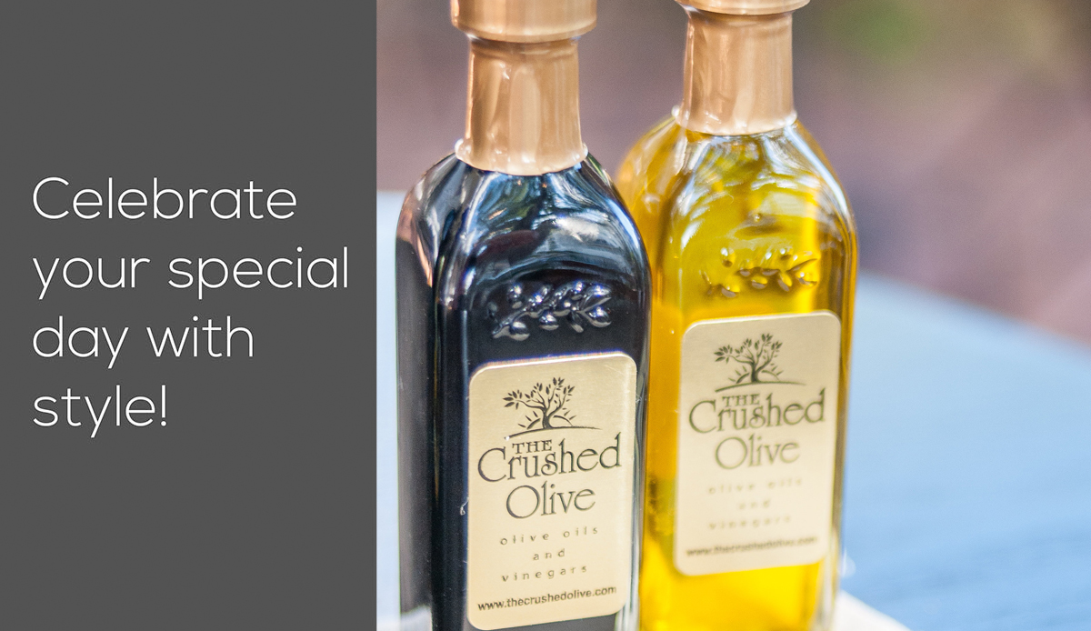 Long Island Wedding & Party Olive Oil Favors